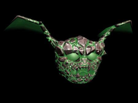 скриншот Madballs Scorched Evolution Skin Rollup 3