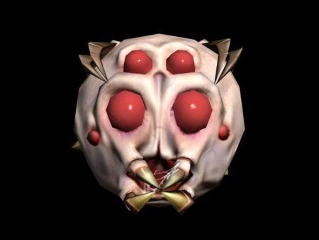 скриншот Madballs Scorched Evolution Skin Rollup 2