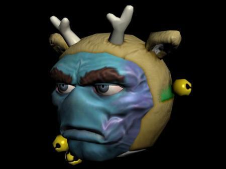 скриншот Madballs Holiday Skin Rollup 1