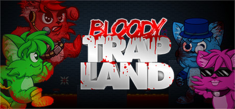 Bloody Trapland Cover Image