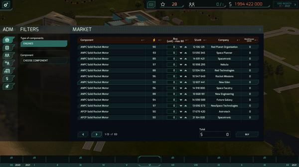 скриншот Race To Mars 4