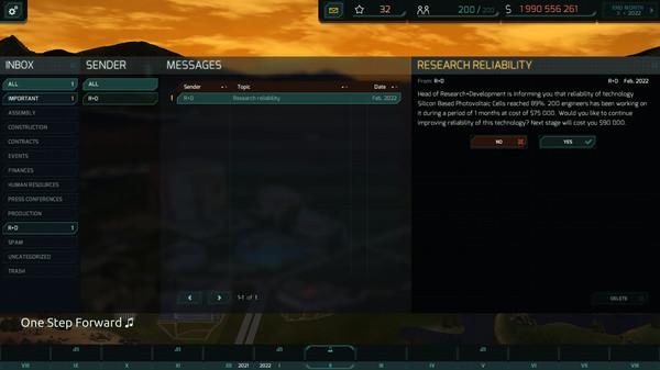 скриншот Race To Mars 3