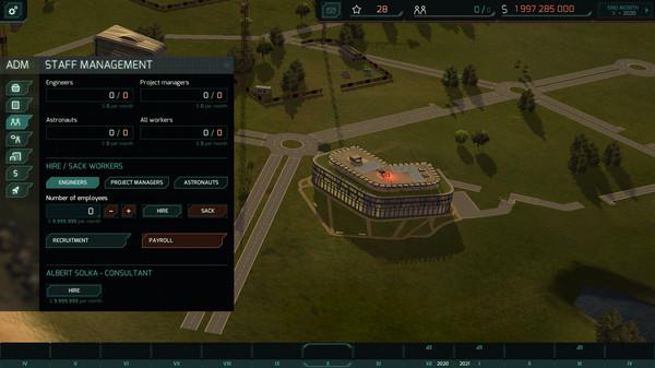 скриншот Race To Mars 5