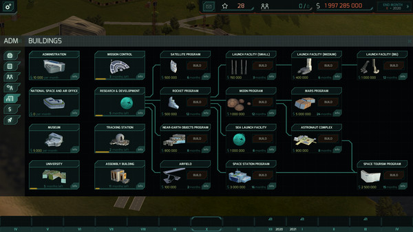 скриншот Race To Mars 2