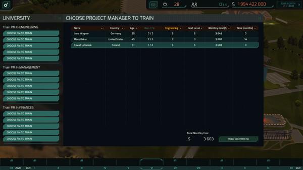 скриншот Race To Mars 1