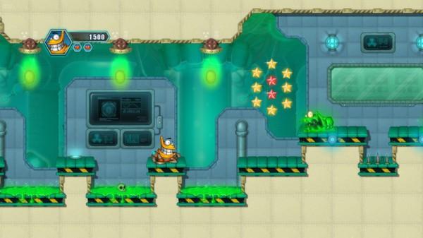 скриншот Oozi: Earth Adventure 2