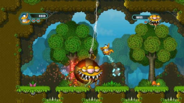 скриншот Oozi: Earth Adventure 0