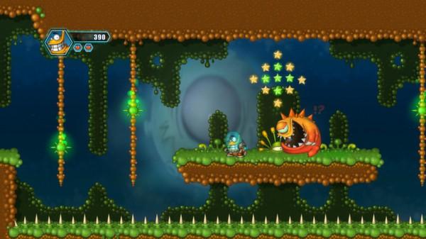 скриншот Oozi: Earth Adventure 3