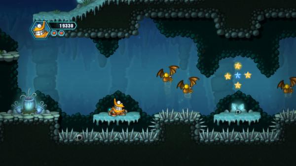 скриншот Oozi: Earth Adventure 1