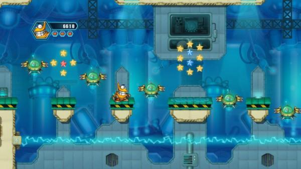 скриншот Oozi: Earth Adventure 5