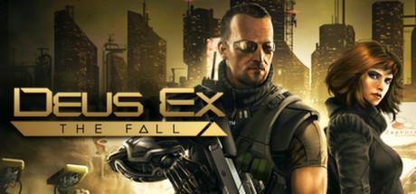 Deus Ex: The Fall Cover Image