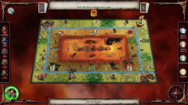 скриншот Talisman: Prologue 1
