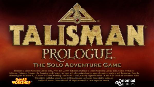 скриншот Talisman: Prologue 0