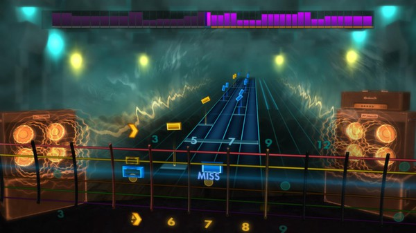 "Скриншот №4 к Rocksmith® 2014 – Iron Maiden - ""Fear of the Dark"""