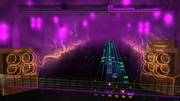 "Скриншот №1 к Rocksmith® 2014 – Iron Maiden - ""Fear of the Dark"""