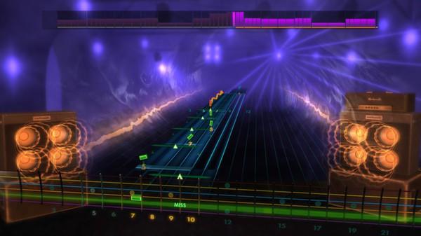 "Скриншот №1 к Rocksmith® 2014 – Iron Maiden - ""Aces High"""