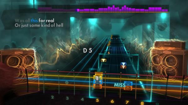 "Скриншот №3 к Rocksmith® 2014 – Iron Maiden - ""The Number of the Beast"""