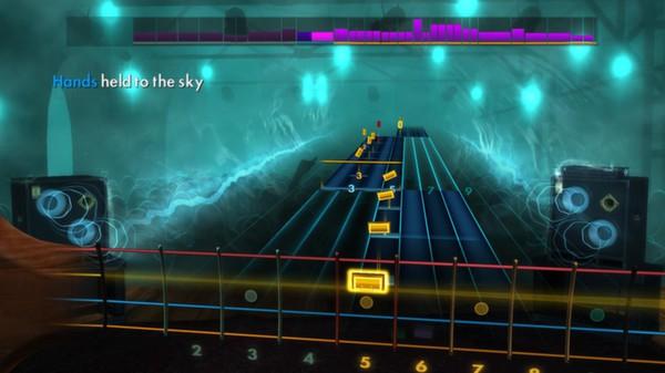 "Скриншот №2 к Rocksmith® 2014 – Iron Maiden - ""The Number of the Beast"""