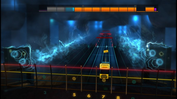 "Скриншот №1 к Rocksmith® 2014 – Hotei - ""Battle Without Honor or Humanity"""