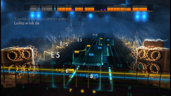 "Скриншот №2 к Rocksmith® 2014 – Hotei - ""Bambina"""