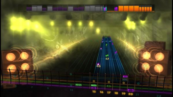 """Скриншот №2 к Rocksmith® 2014 – Hotei - """"Thrill"""""""