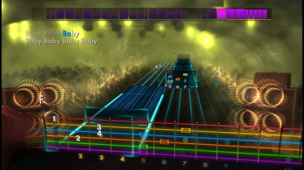 """Скриншот №3 к Rocksmith® 2014 – Hotei - """"Thrill"""""""