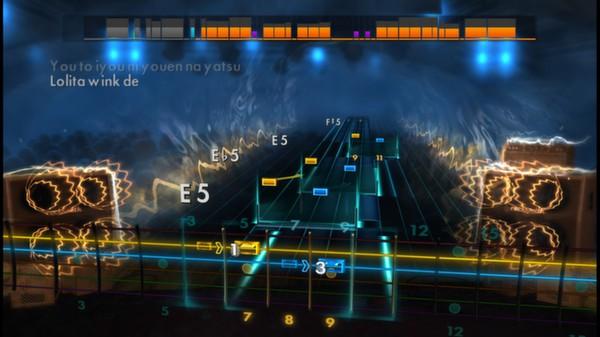 Скриншот №2 к Rocksmith® 2014 – Hotei Song Pack