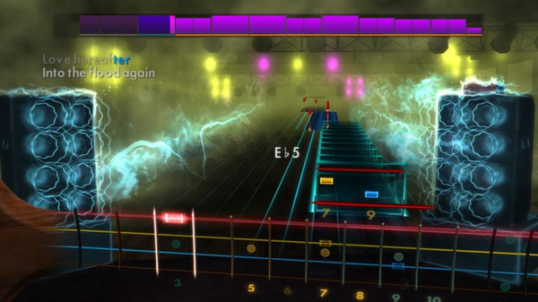 """Скриншот №5 к Rocksmith® 2014 – Alice in Chains - """"Would?"""""""