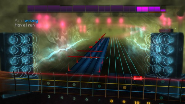 """Скриншот №2 к Rocksmith® 2014 – Alice in Chains - """"Would?"""""""