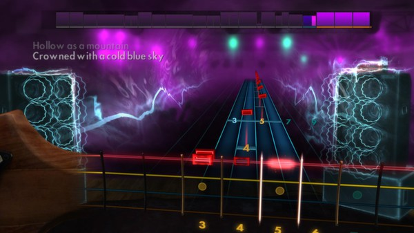 "Скриншот №2 к Rocksmith® 2014 – Alice in Chains - ""Hollow"""