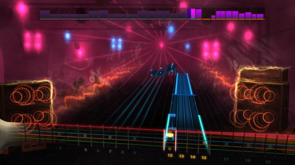 "Скриншот №1 к Rocksmith® 2014 – Alice in Chains - ""Hollow"""