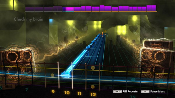Скриншот №1 к Rocksmith® 2014 – Alice in Chains Song Pack