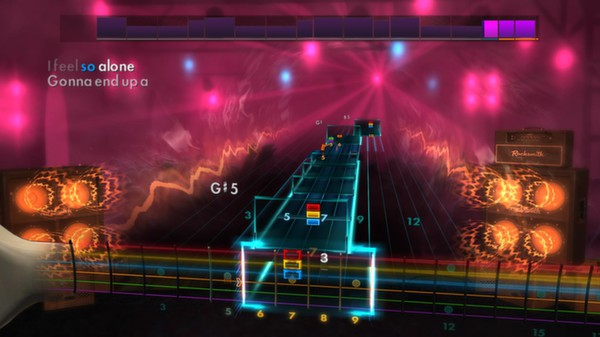 Скриншот №7 к Rocksmith® 2014 – Alice in Chains Song Pack