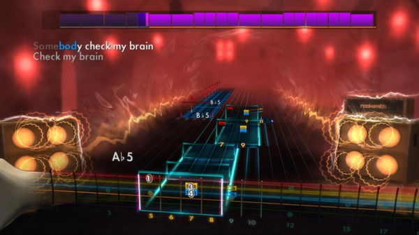 Скриншот №2 к Rocksmith® 2014 – Alice in Chains Song Pack