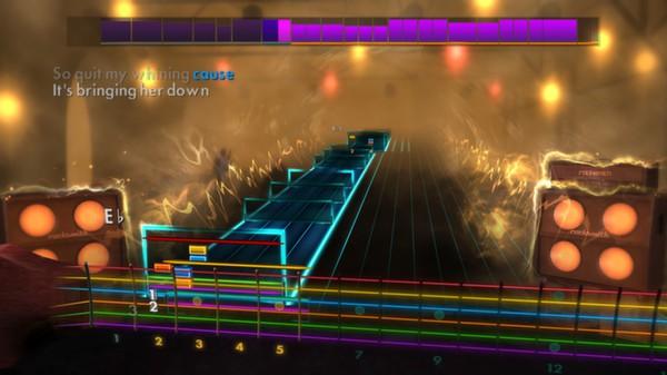 Скриншот №4 к Rocksmith® 2014 – Green Day Song Pack