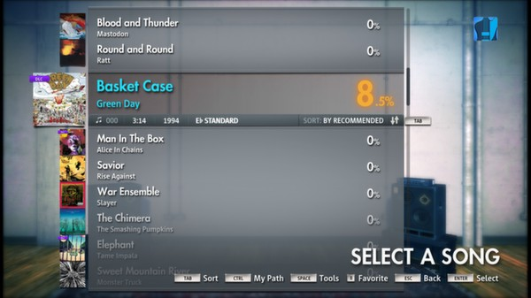 Скриншот №6 к Rocksmith® 2014 – Green Day Song Pack