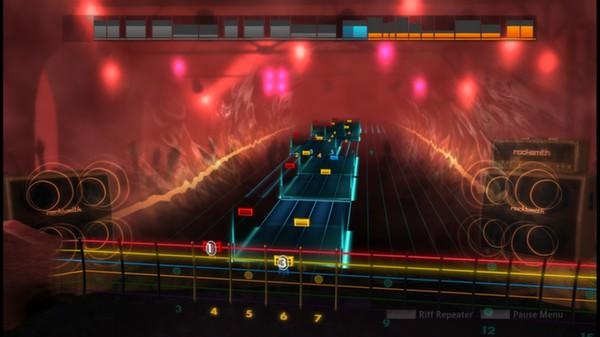 Скриншот №3 к Rocksmith® 2014 – Green Day Song Pack