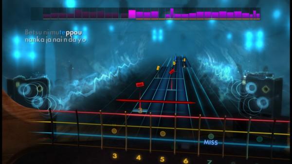 "Скриншот №2 к Rocksmith® 2014 – Bz - ""Giri Giri chop"""
