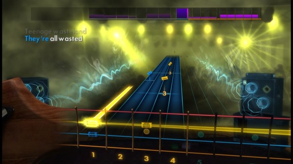 """Скриншот №3 к Rocksmith® 2014 – The Who - """"Baba ORiley"""""""