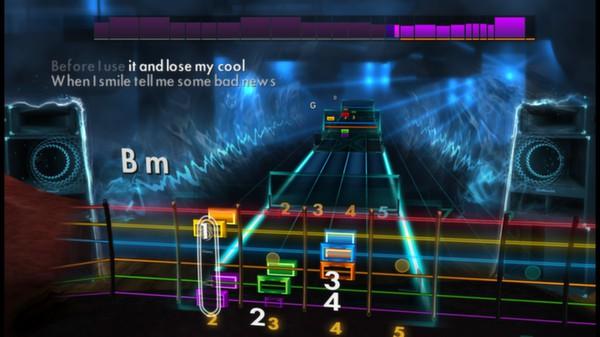 "Скриншот №1 к Rocksmith® 2014 – The Who - ""Behind Blue Eyes"""