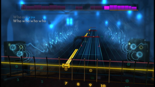 Скриншот №5 к Rocksmith® 2014 – The Who Song Pack