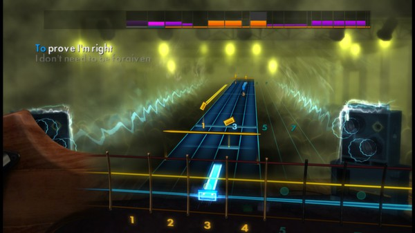 Скриншот №1 к Rocksmith® 2014 – The Who Song Pack
