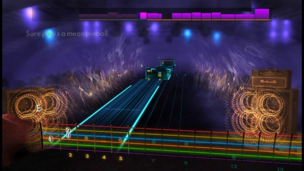 Скриншот №3 к Rocksmith® 2014 – The Who Song Pack
