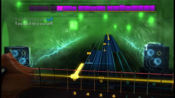 """Скриншот №2 к Rocksmith® 2014 – Radiohead - """"Just"""""""