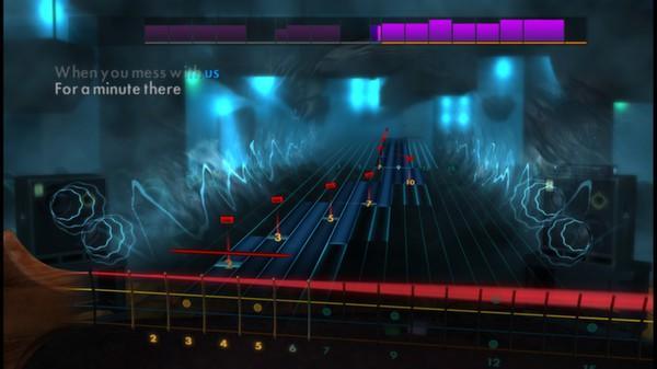 "Скриншот №2 к Rocksmith® 2014 – Radiohead - ""Karma Police"""
