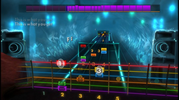 Скриншот №3 к Rocksmith® 2014 – Radiohead Song Pack