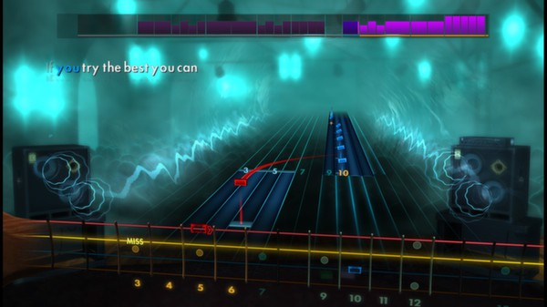 Скриншот №5 к Rocksmith® 2014 – Radiohead Song Pack