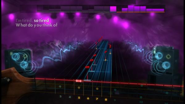 "Скриншот №4 к Rocksmith® 2014 – ONE OK ROCK - ""Liar"""