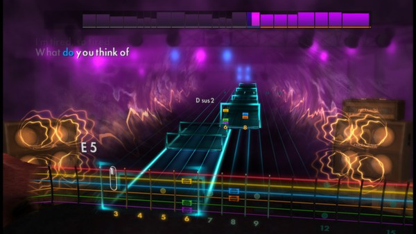 "Скриншот №3 к Rocksmith® 2014 – ONE OK ROCK - ""Liar"""