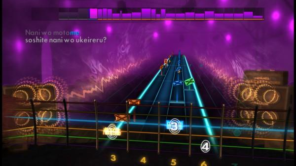 "Скриншот №2 к Rocksmith® 2014 – ONE OK ROCK - ""Liar"""